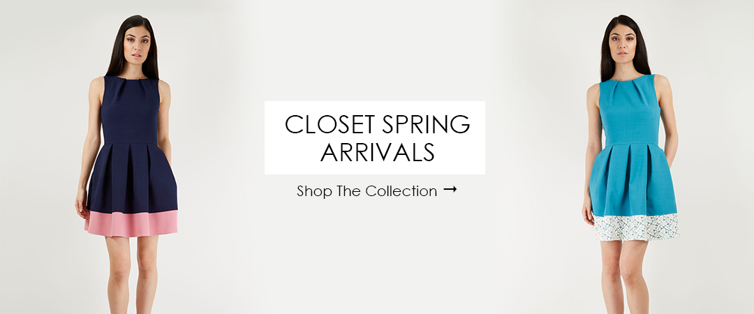 Closet Dresses Spring Collection