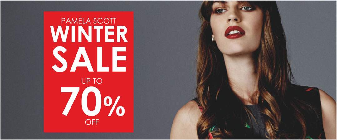 Pamela Scott 70% Sale!