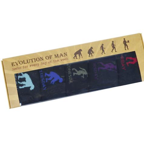 Brandwell Evolution of Man S Pair Set