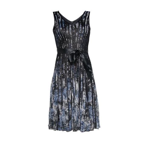 Black And Blue Dress What Colour Shoes