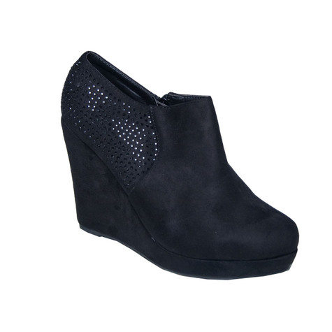 mode wedge shoe boot