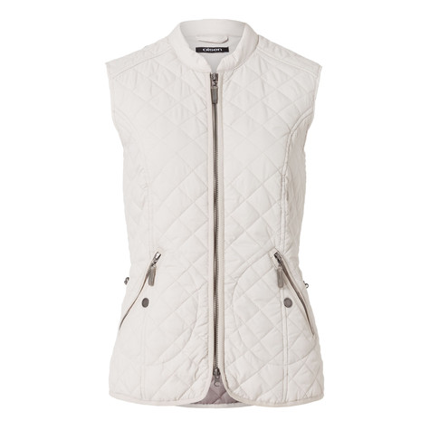 Olsen Blossom Dream Sleeveless Jacket