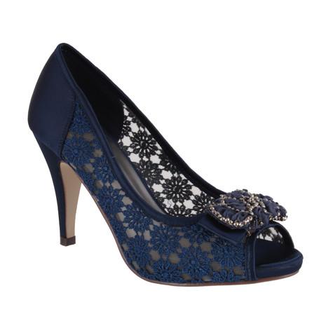 Bhs Wedding Shoes Blue