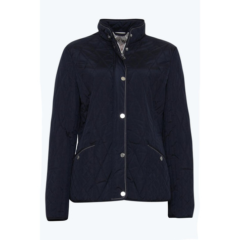 Gerry Weber Navy Puffa Jacket