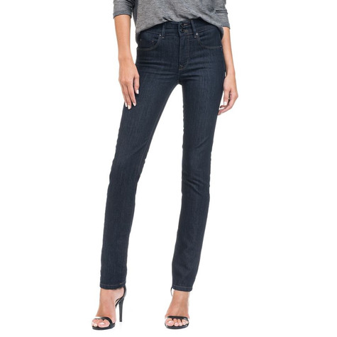 Salsa Jeans Slim Fit Push In Secret Jeans - Rinse Wash