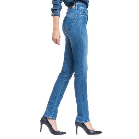 Salsa Jeans Slim Fit Push In Secret Jeans - Blue