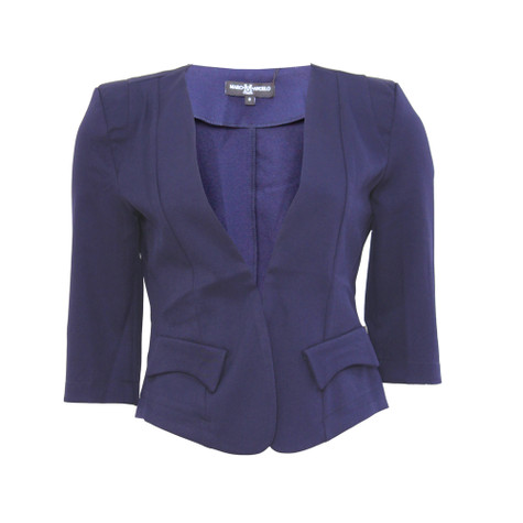 Independent C Navy Blazer Jacket