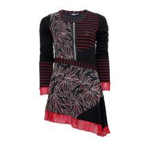 SophieB Black Zip Detail Dress