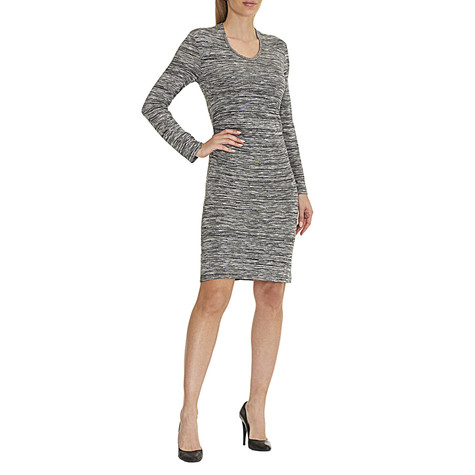 Betty Barclay Grey Round Dress