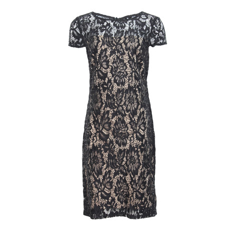 Scarlett Black Lace Dress