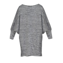 SophieB Grey Over Sized Dress