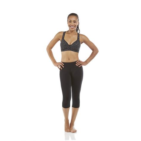 Marika Black Stacey Performance Sports Bra