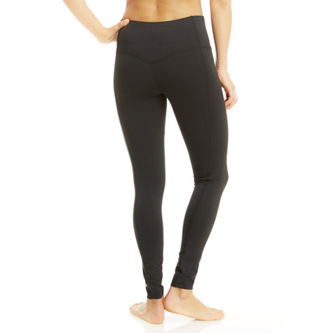 Marika Black Olivia High Rise Tummy Control Leggings