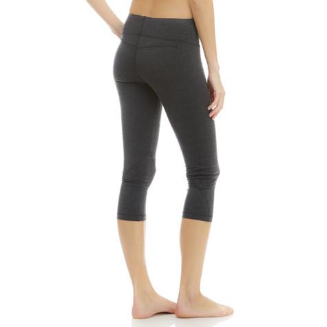 Marika Black Carrie Ultimate Slimming Capri Leggings