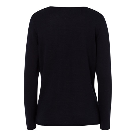 Olsen JUMPER COTTON BLEND - NAVY