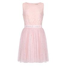 Yumi Girls Embellished Lace Party Dress