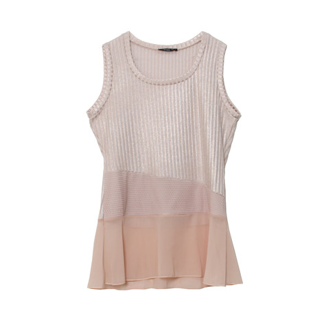 SophieB Pink Sleeveless Top