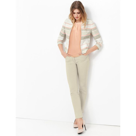 Gerry Weber BLAZER WITH HORIZONTAL STRIPES