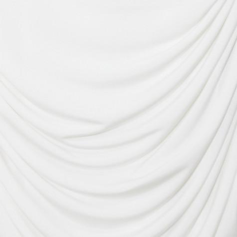 Zapara Cream Drape Sleeveless Top