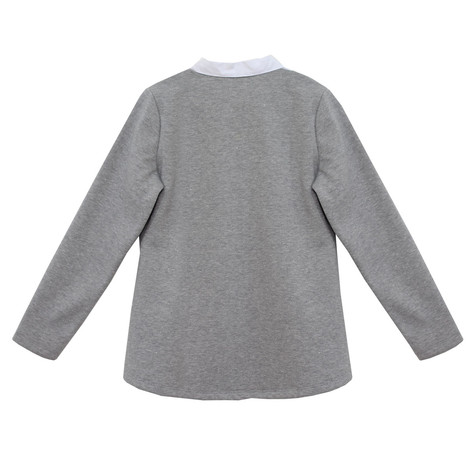 Twist 2 in 1 Metal Mix Sweatshirt