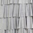 Zapara Silver Layered Dress