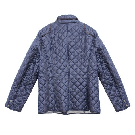 Walbusch Navy Quilted Jacket Todays Special 70euro