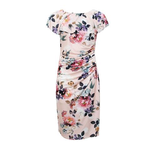 Zapara Soft Jersey Floral Dress