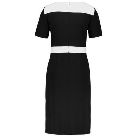 Gerry Weber BLACK & WHITE SHEATH DRESS