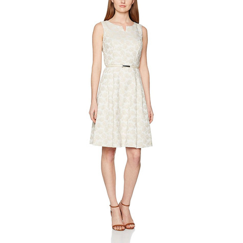 Gerry Weber Ecru Woman Sleeveless Dress