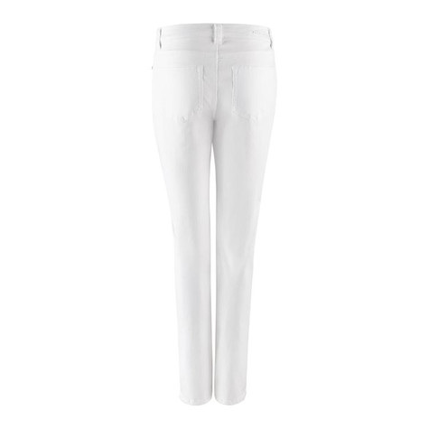 Wonder Jeans White 5 Pocket Jeans