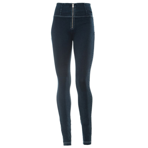 Freddy Jeans DARK DENIM WHITE STITCH HIGH RISE