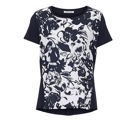 Betty Barclay Floral Pattern Print Top