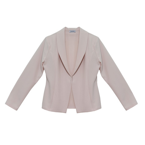 Zapara Soft Pink Dallas Blazer