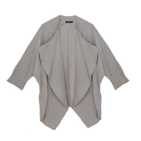 SophieB Natural Linen Light Jacket