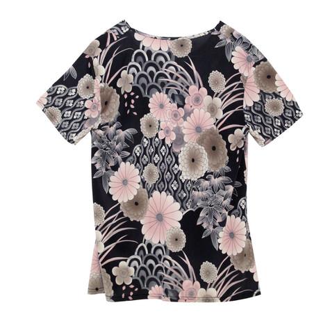 SophieB Oriental Floral Design Top