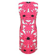 Ronni Nicole White & Fushia Sunflower Pattern Dress - NOW €45 -
