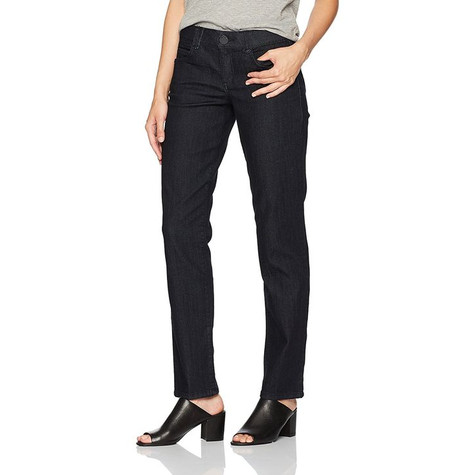 Democracy Women's Patriot Straight Leg Dark Indigo Wash