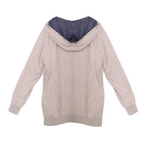 Stella Morgan Grey Zip Hoodie Jacket