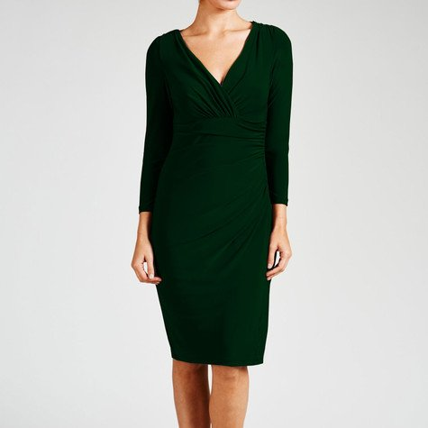 Lauren by Ralph Lauren Blue ELSIE Jersey Dress
