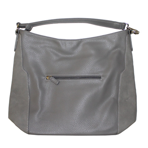 Dave Jones Dark Grey Slough Handbag