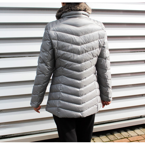 Gerry Weber Silver Snow Sensation Padded Coat