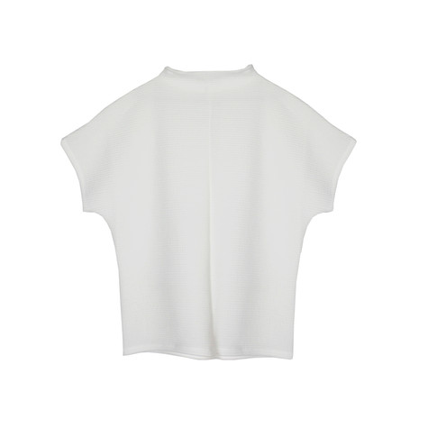 SophieB Off White Chimney Top