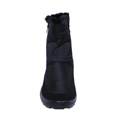 Antonio Dolfi Black Waterproof Boot