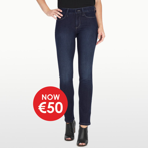 NYDJ Hollywood Dark Skinny Jeans
