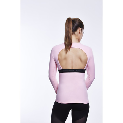 BodyByByram Pink Harmonia Top