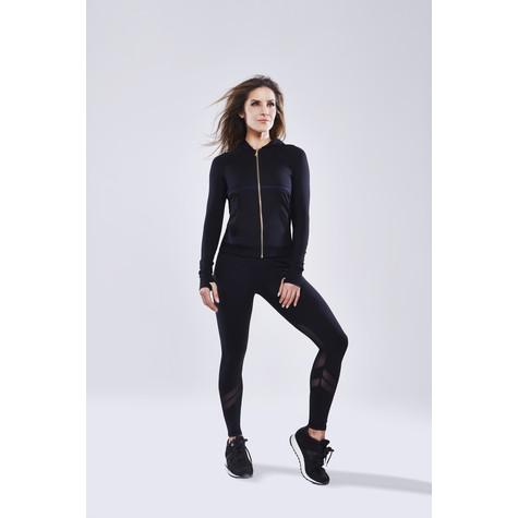BodyByByram Black Juno Jacket