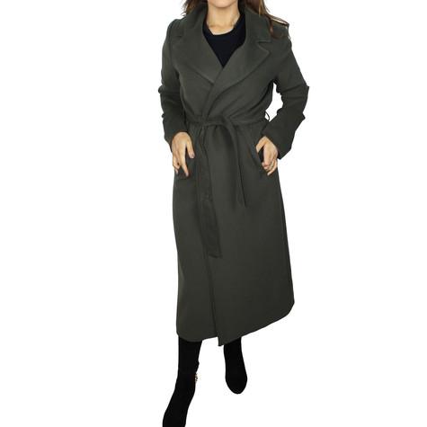 SophieB Khaki Long Winter Coat - SPECIAL OFFER - €75