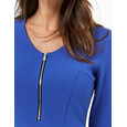 Gerry Weber Electric Vibes Blue Sheath dress