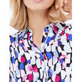 Gerry Weber Electric Vibes Long sleeve blouse with an all-over print