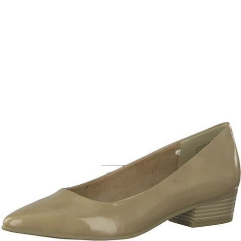 Marco Tozzi Candy Low Heel Court Shoe